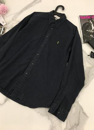 Рубашка оригинал со значком натуральный хлопок - люкс бренд5 фото