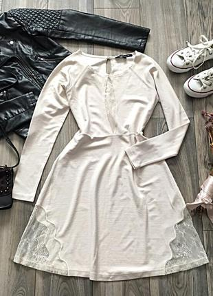 Нежное платье french connection