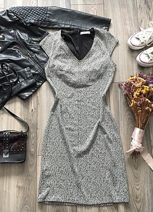 Клевое платье mango
