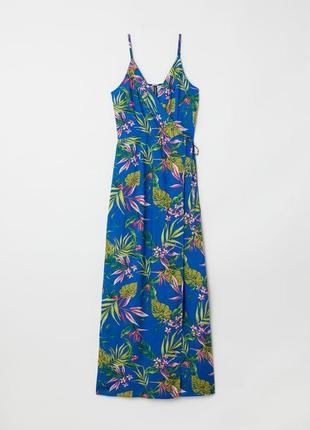 Супер платье в пол длина макси от h&m