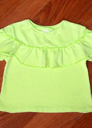 Блуза next на 3-5 лет