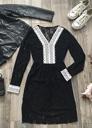 Красивенное ажурное платье 😍