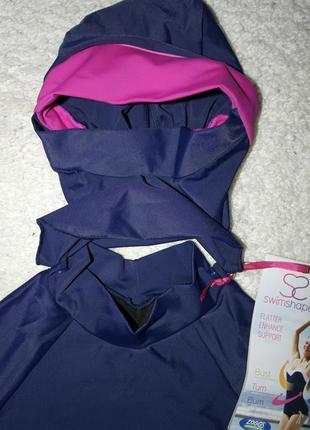 Zoggs буркини мусульманский купальник платье свим дресс2 фото