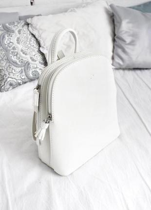 Рюкзак трендовый рюкзачек cross-body кросс боди david jones3 фото