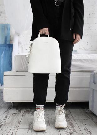 Рюкзак трендовый рюкзачек cross-body кросс боди david jones