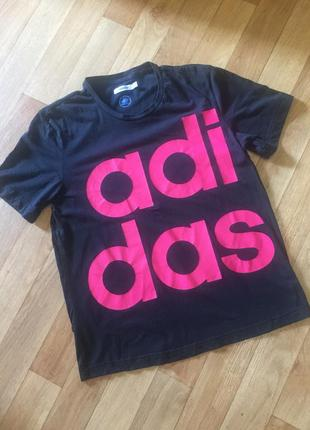 Крутая футболка adidas оригинал