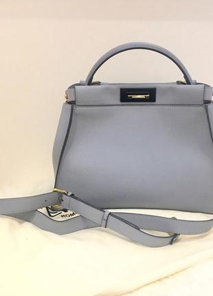 Fendi pеecabоо - роскошная сумка, италия
