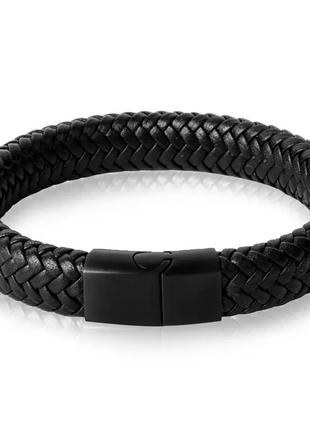Кожаный браслет viking's