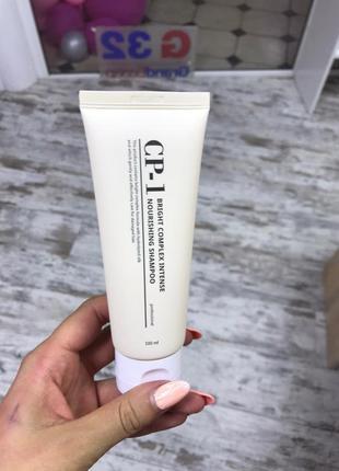 Шампунь для волосся esthetic house cp-1 bright complex intense nourishing shampoo