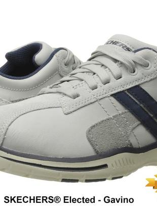Кроссовки skechers relaxed fit elected - gavino_original из usa_46eu_
