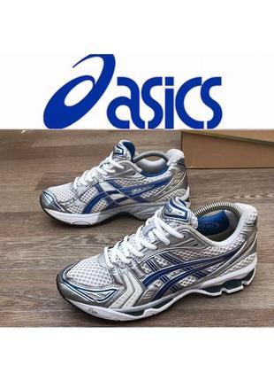 Летние дышащие беговые кроссовки asics gel kayano 14