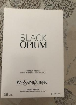 Оригинал black opium