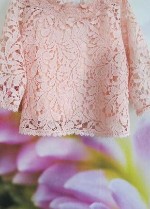 Блуза цвета пудры jolie angel