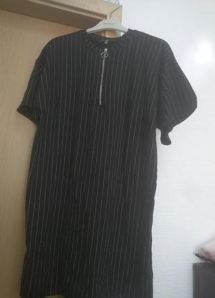 Платье футболка missguided5 фото