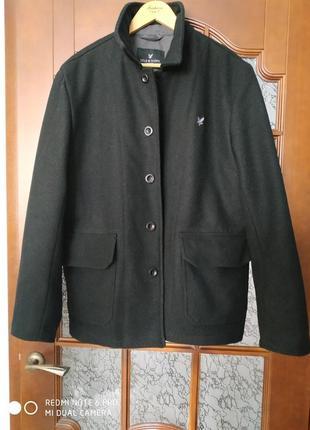Шерстяна куртка lyle& scott l