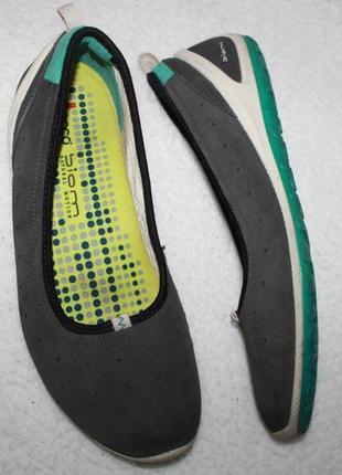 Туфли фирмы ecco biom 40 размера