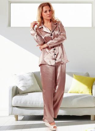 Miorre пижама с брюками и рубашкой с длинным рукавом