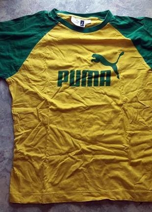 Оригинал футболка puma