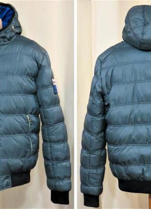 Куртка мужская зимняя retro jeans worldwide размер м
