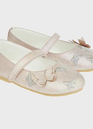 6af4c038 Туфли для девочек Monsoon 2019 - купить недорого вещи в интернет ...