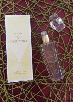 Парфумна вода avon eve confidence 30 мл