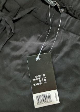 Черные летние короткие шорты р.363 фото