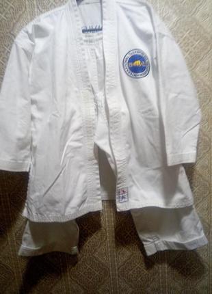 Кимоно  костюм для тхэквондо