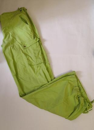 Лёгкие летние брюки бренда yes! miss, размер м