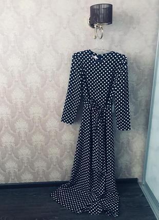 Вечернее платье в пол 💙