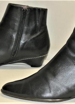 Ботинки кожаные pikolinos женские размер 38