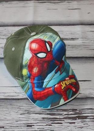 Бейсболка кепка marvel spiderman p. 54