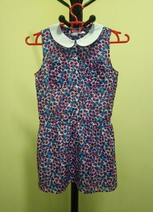 Платье на девочку marks&spencer