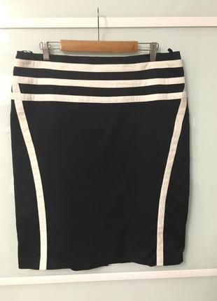 Эффектная суперская стройнящая юбка карандаш