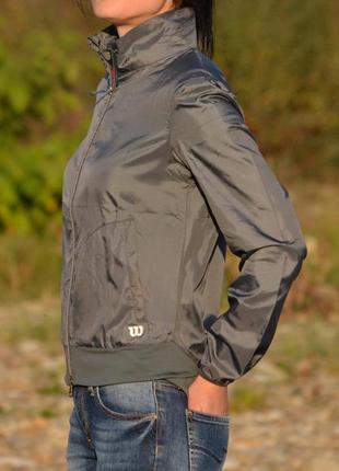 Літня тоненька водонепроникна курточка wilson