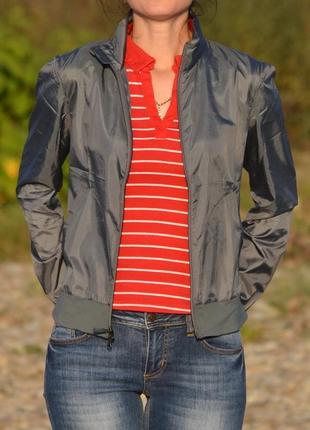 Літня тоненька водонепроникна курточка wilson 💖💖💖 розпродаж 💖💖💖6 фото