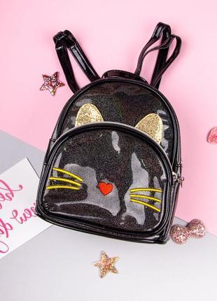 Рюкзак детский котик