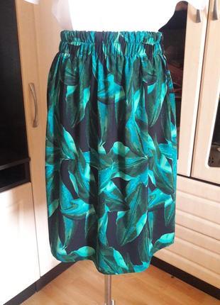 Очень классная юбка + топ и косынка в подарок