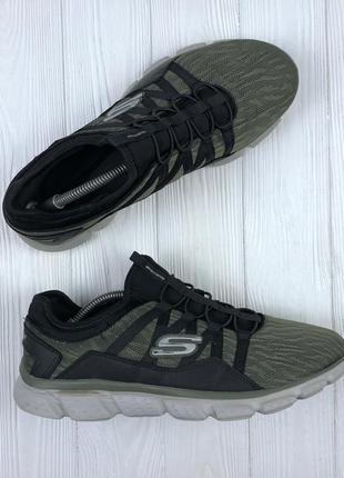 Мужские кроссовки sketchers оригинал размер 45