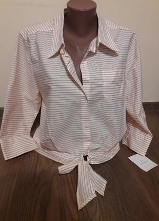Шикарная женская рубашка