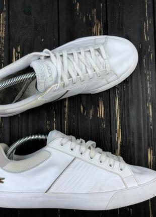 3ab1987b Мужские кроссовки Lacoste (Лакост) 2019 - купить недорого вещи в ...