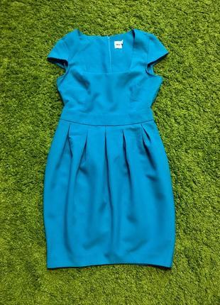 Шикарное бирюзовое платье 👗 от asos london p.m в идеале 👌