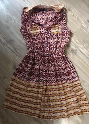 Легенькое платье