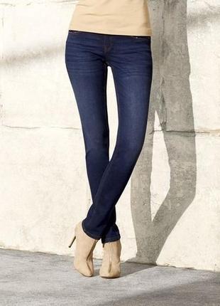Шикарные джинсы skinny fit esmara германия, р. 44 евро