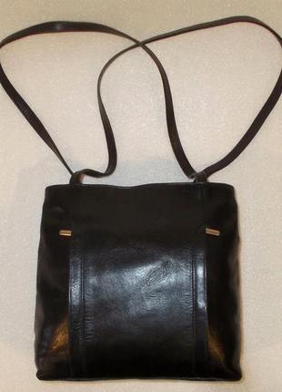 Сумка-рюкзак *vera pelle* натуральная кожа