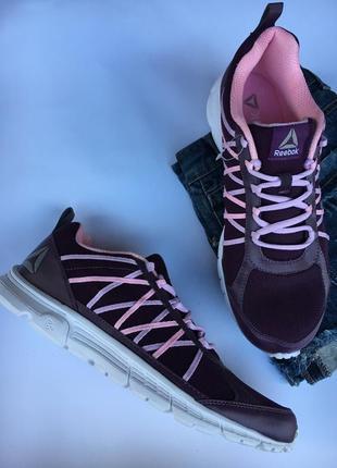0e544f0a Розовые мужские кроссовки Reebok 2019 - купить недорого мужские вещи ...