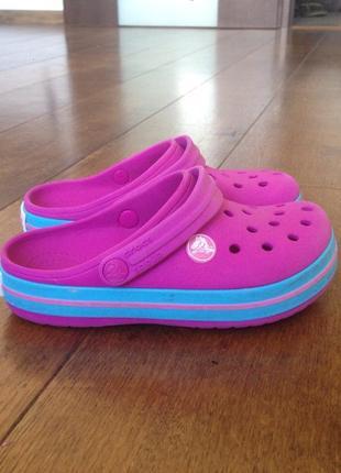 Тапочки crocs (оригинал) 28