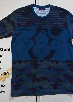 Diesel black gold футболка размер l
