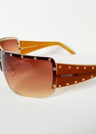 Очки солнцезащитные guess gu 6308. из англии. редкая модель.