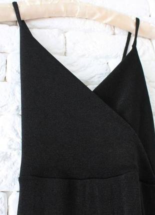 Длинное платье с разрезом4 фото
