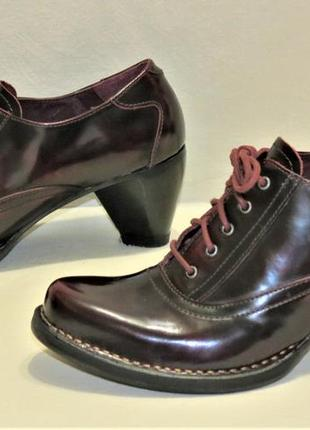 Туфли полуботинки окфорды neosens женские кожа р.40